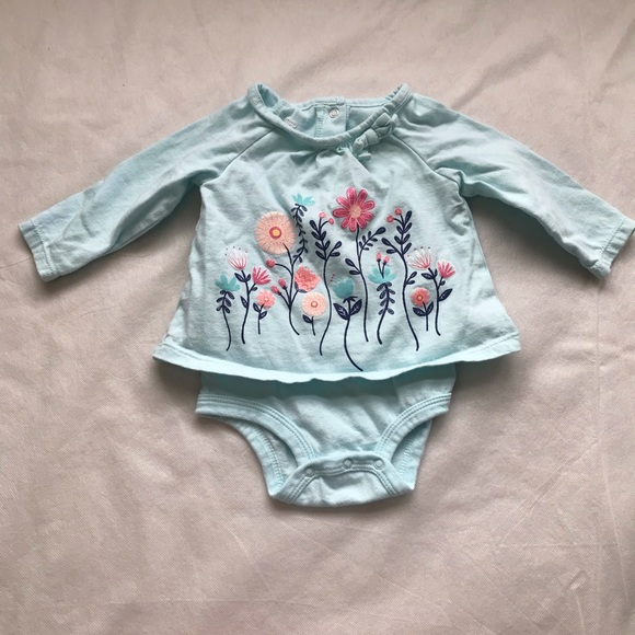 💥4/$20 KOALA BABY long sleeved top w/diaper cover